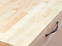wandabschlu leiste massivholz ahorn kgz fsc 19 4100 80. Black Bedroom Furniture Sets. Home Design Ideas