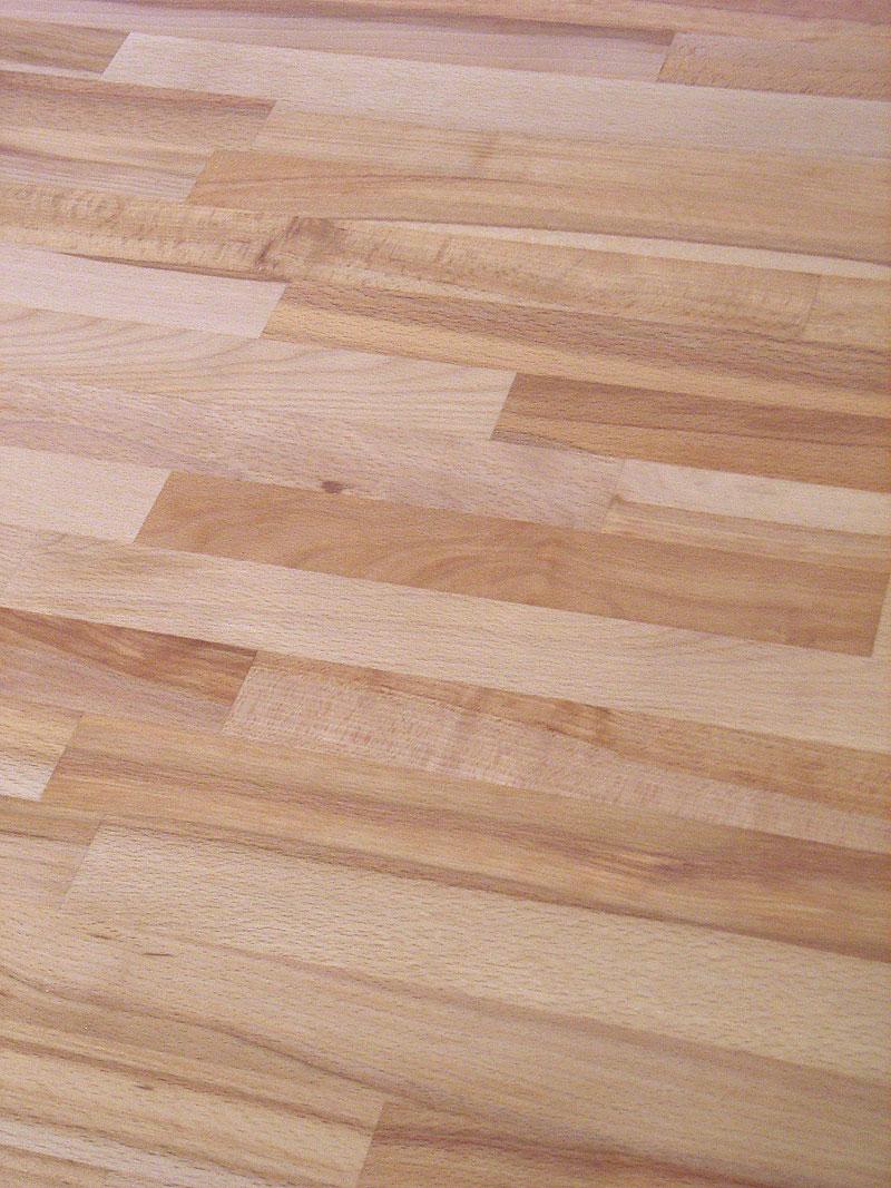 arbeitsplatte / küchenarbeitsplatte massivholz kernbuche kgz fsc® 40