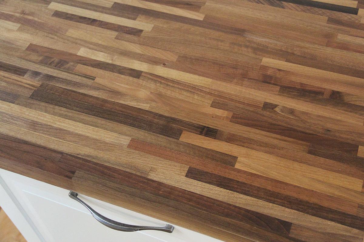 arbeitsplatte k chenarbeitsplatte nussbaum fineline 40 4100 650. Black Bedroom Furniture Sets. Home Design Ideas