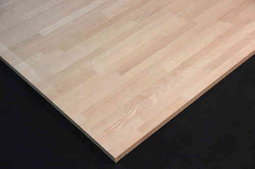 arbeitsplatte k chenarbeitsplatte massivholz buche kgz fsc 19 26 40 x 4200 x 600 800 mm. Black Bedroom Furniture Sets. Home Design Ideas