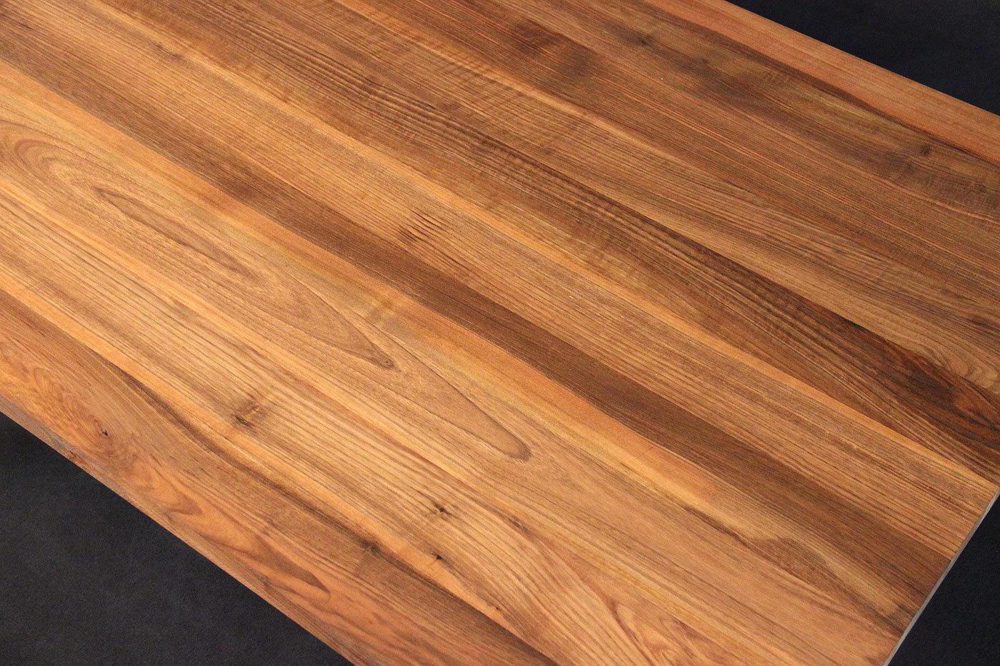 Tischplatte Massivholz Nussbaum ~ Tischplatte Massivholz Kaukasischer Nussbaum AB mit Splint DL 301600
