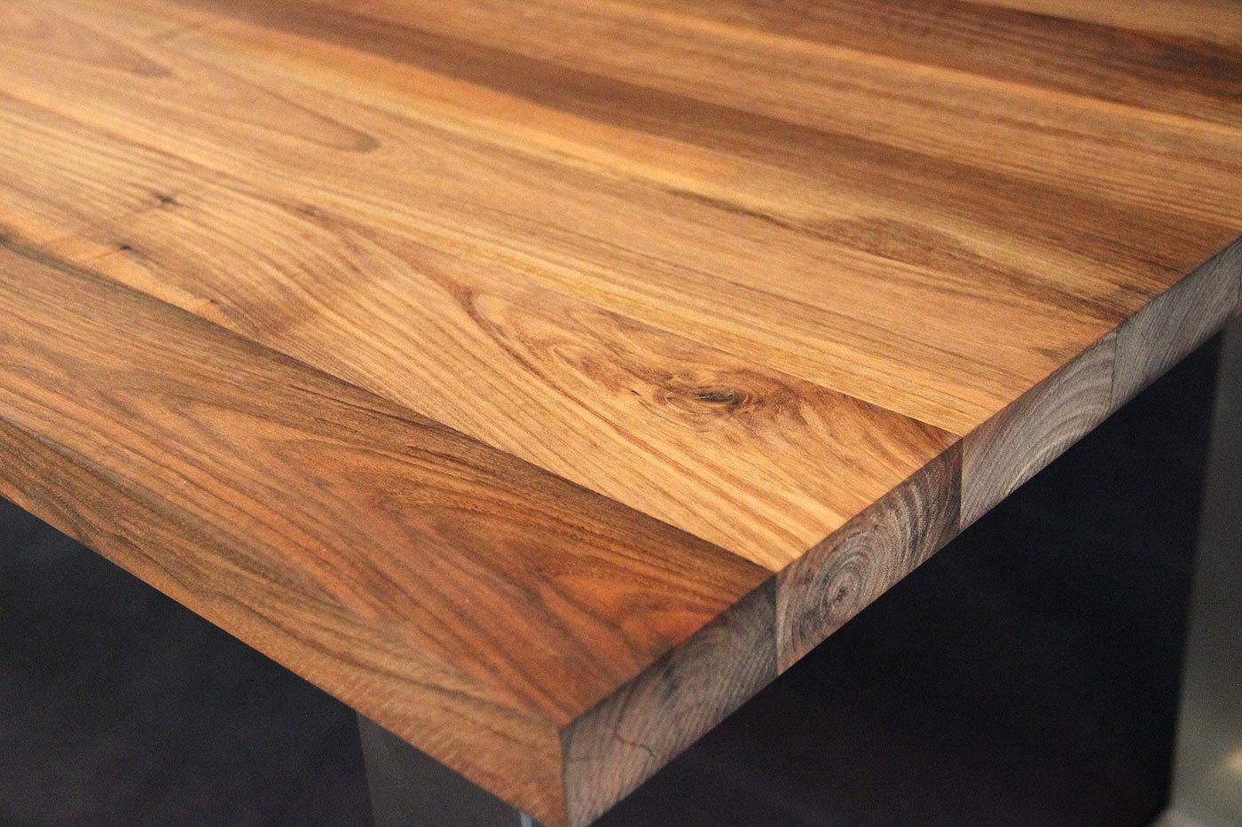 Massivholz comforafrica for Arbeitsplatten massivholz