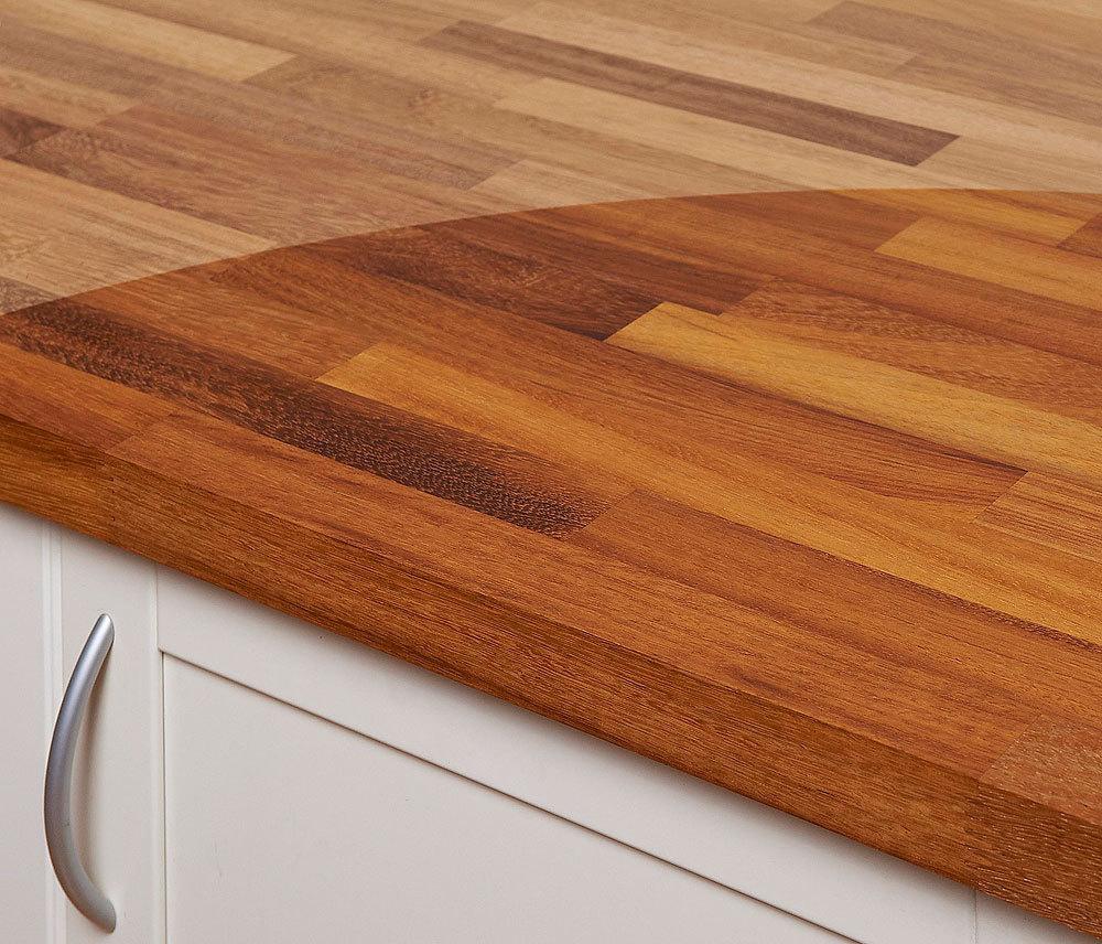 Vollholz arbeitsplatte for Kuchenarbeitsplatte vollholz