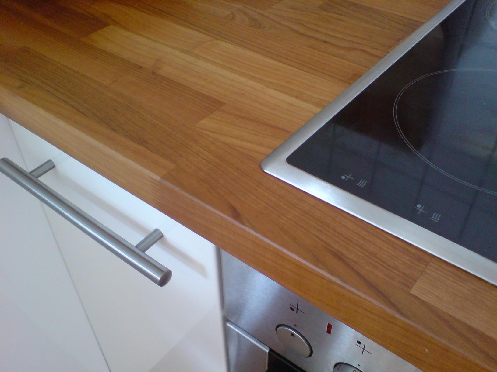Kchenplatte Holz Great Holz Kuche Gros Kuchen Kuche