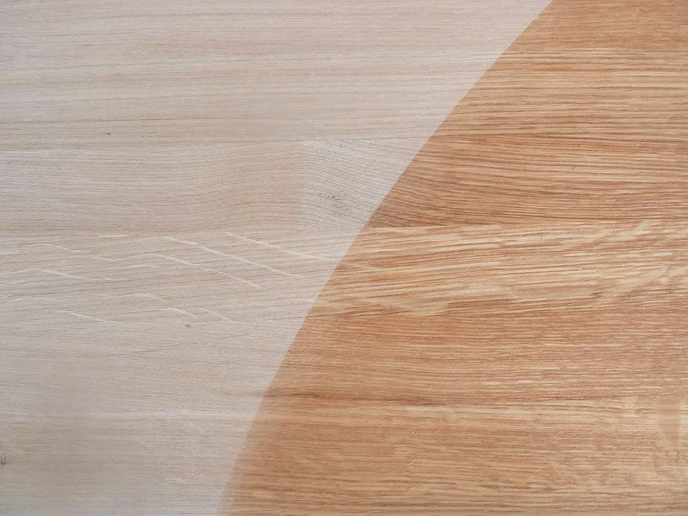 Tischplatte massivholz  Massivholz Eiche DL 40/1800/900