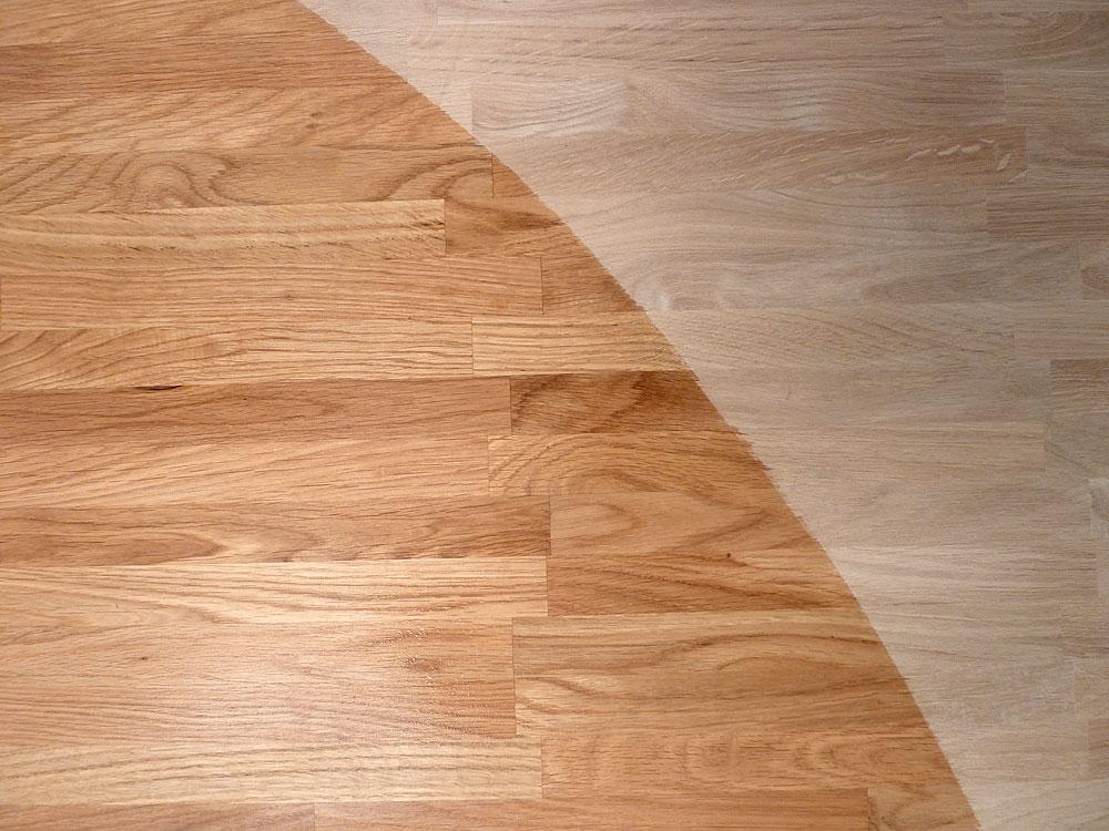 Arbeitsplatte / Küchenarbeitsplatte Massivholz Eiche kgz 40/3050/900