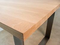 Tischplatte massivholz buche  Tischplatten 38/40/42mm
