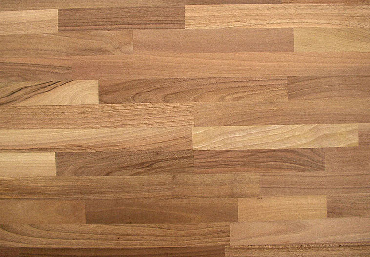 Tischplatte  Massivholz Europäischer Nussbaum kgz FSC® 40/1800/900