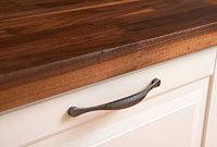 Arbeitsplatte nussbaum  Arbeitsplatte / Küchenarbeitsplatte Amerikanischer Nussbaum ...