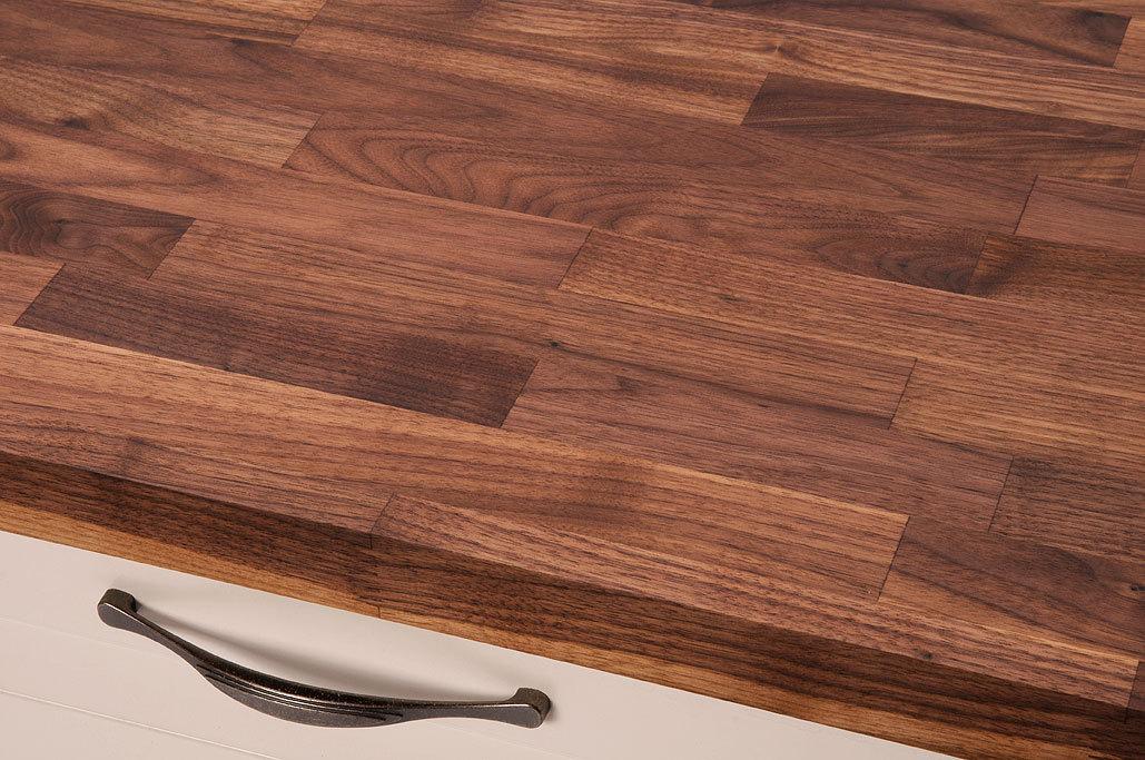 arbeitsplatte k chenarbeitsplatte amerikanischer nussbaum schwarznuss black walnut kgz 40 4450 650. Black Bedroom Furniture Sets. Home Design Ideas