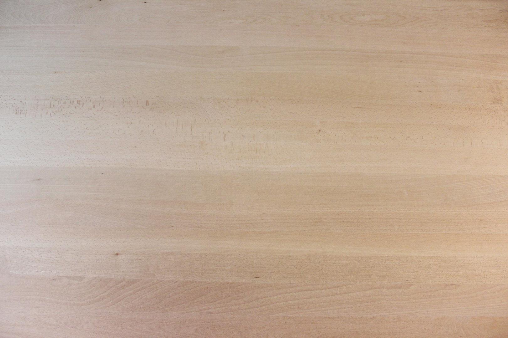 Tischplatte massivholz  Massivholz Buche DL FSC® 40/1400/700