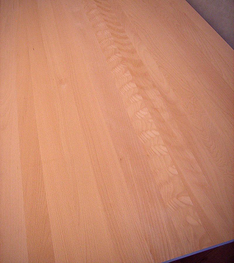 Tischplatte massivholz buche  Massivholz Buche DL FSC® 38/2000/1000