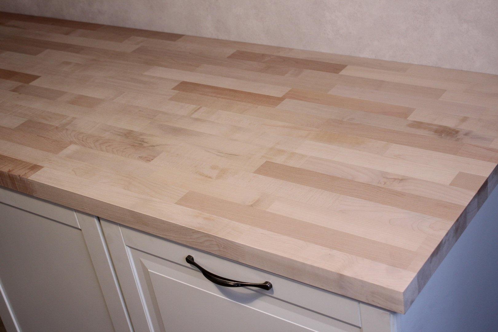 arbeitsplatte k chenarbeitsplatte massivholz wildahorn fsc 40 3050 650. Black Bedroom Furniture Sets. Home Design Ideas