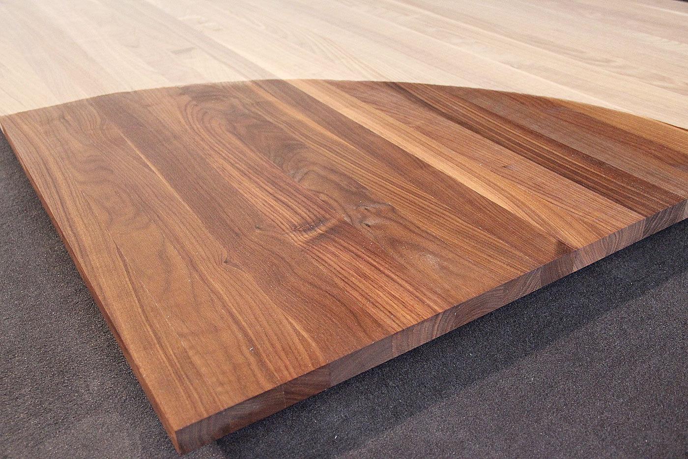 m belbauplatte amerikanischer nussbaum black walnut dl 26 1210. Black Bedroom Furniture Sets. Home Design Ideas