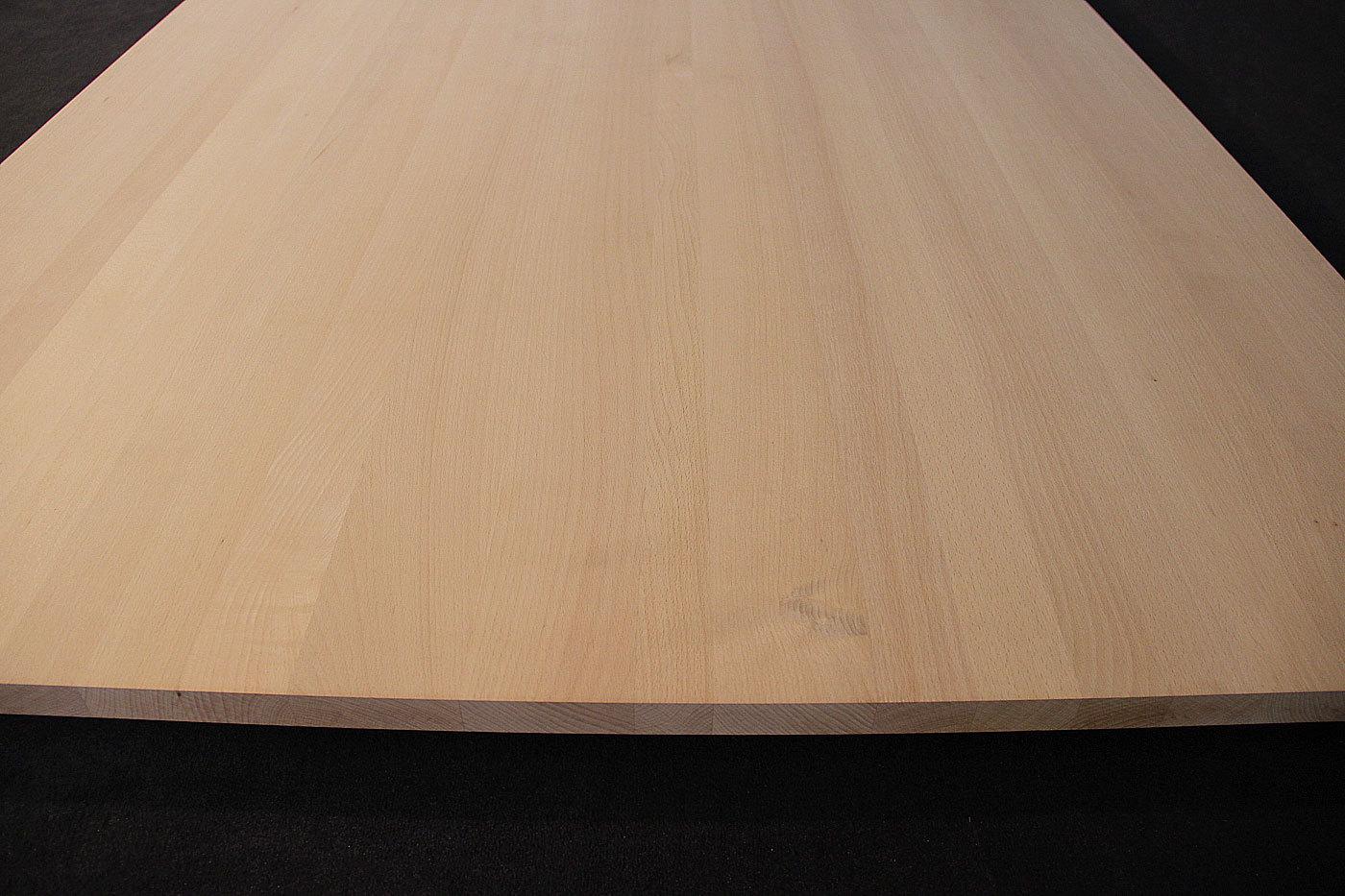 Extrem Möbelbauplatte Massivholz Buche FSC® DL 26 x diverse Längen x 1210 mm ZT29