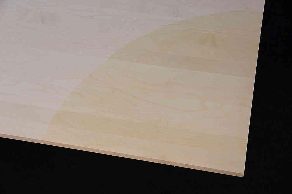Mobelbauplatte Massivholz Ahorn Dl Fsc 19 X Diverse Langen X 1220 Mm