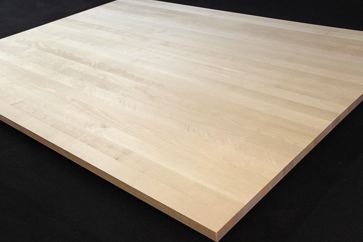 Arbeitsplatte Birke Massiv möbelbauplatte massivholz birke dl 26 x diverse längen x 1210 mm