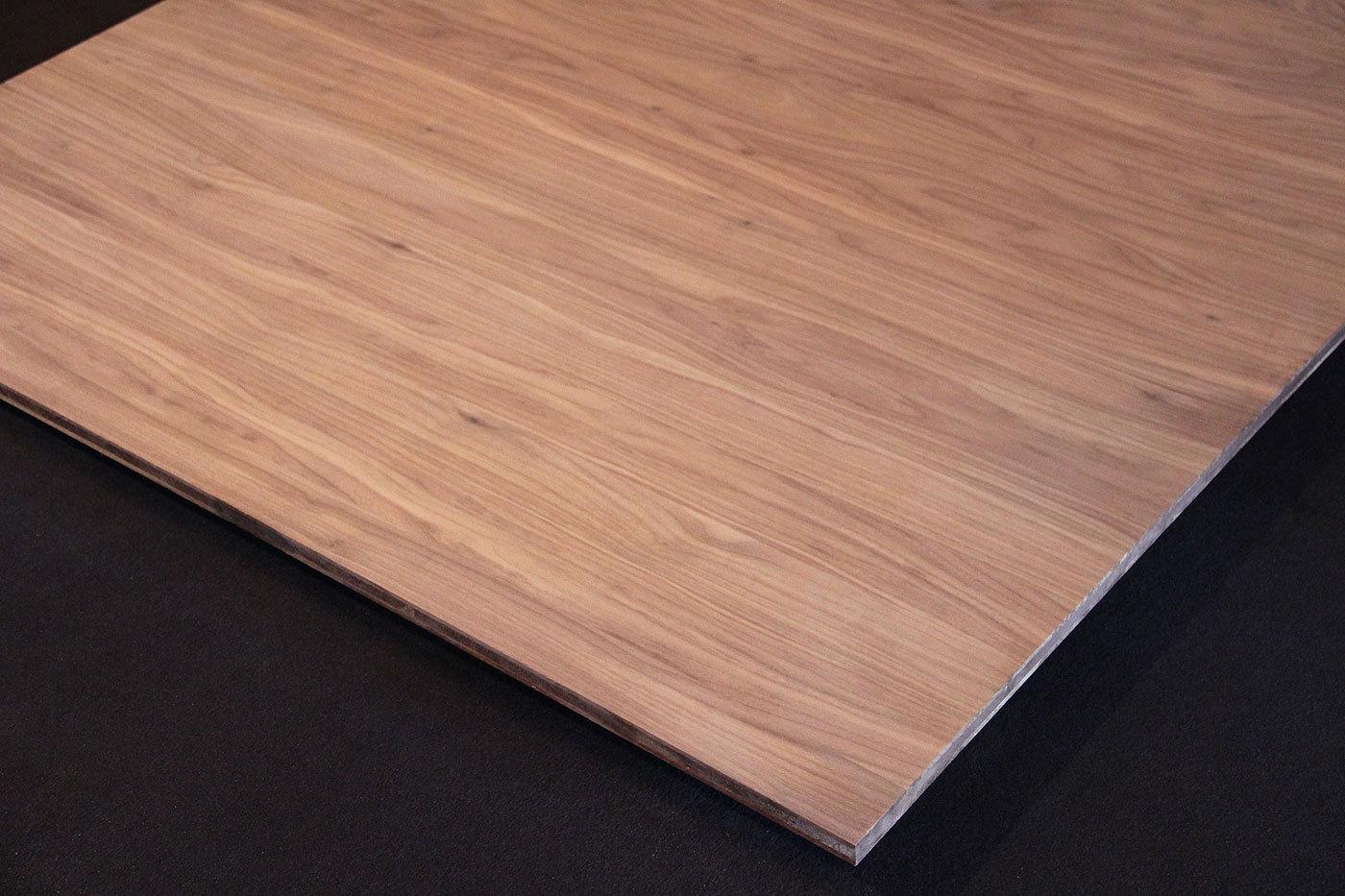 3 schicht platte drei schicht platte amerik nussbaum fsc 20 x diverse l ngen x 1250 mm. Black Bedroom Furniture Sets. Home Design Ideas