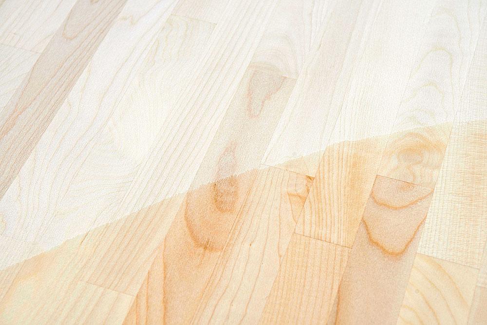 Arbeitsplatte Kuchenarbeitsplatte Massivholz Ahorn Kgz Fsc 19 26