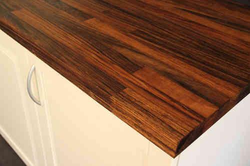 Arbeitsplatte küchenarbeitsplatte massivholz ovengkol amazakoue 40 3050 650