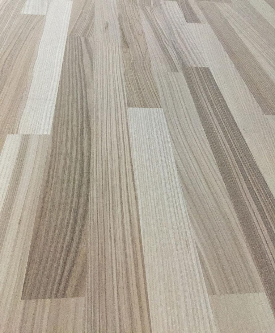 Küchenarbeitsplatte Massivholz Kernesche kgz 40/3050/650