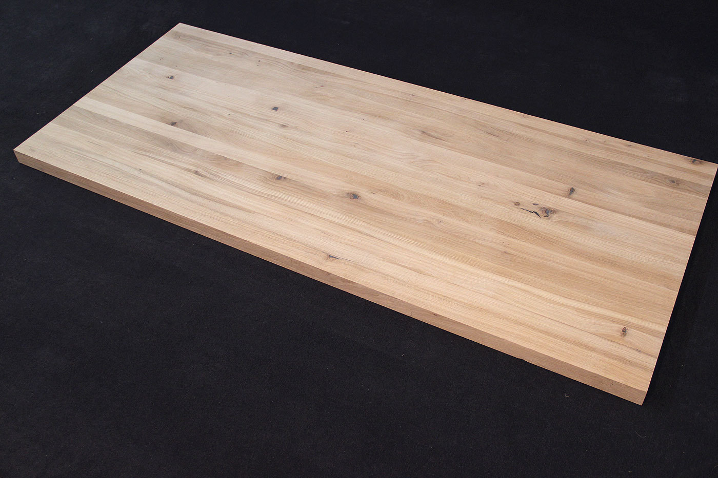 arbeitsplatte k chenarbeitsplatte massivholz wildeiche asteiche dl 40 x diverse l ngen x 650 mm. Black Bedroom Furniture Sets. Home Design Ideas