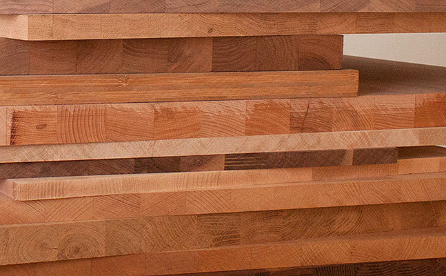 Küchenarbeitsplatten online  Holzarten - Küchenarbeitsplatten ONLINE SHOP